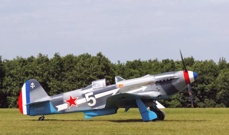 Yak-3.Nornandie-Niemen